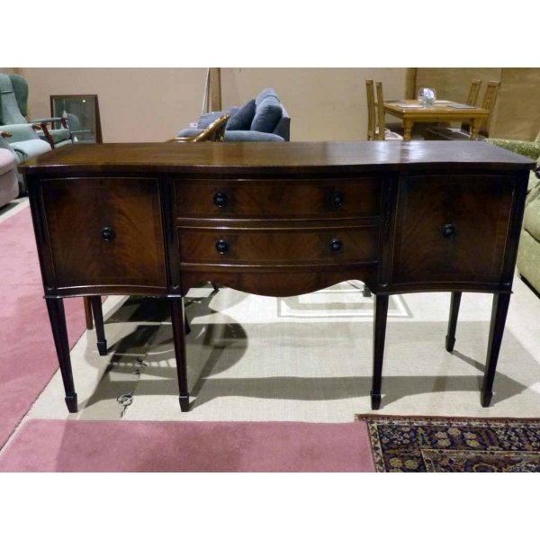 Regency Reproduction Sideboard Froggatts Of Lincoln